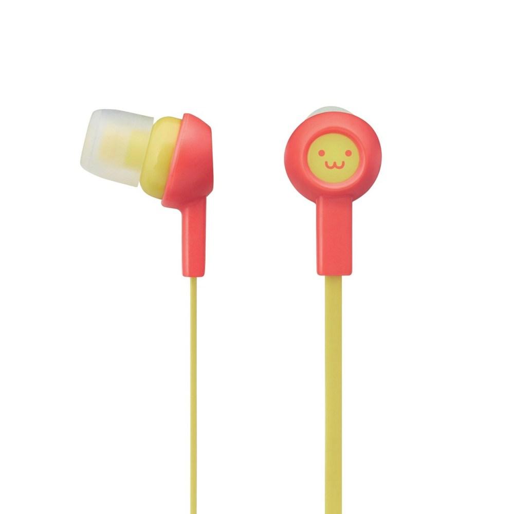 과일 플랫 이어폰